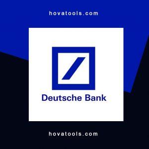 BANK-Deutsche Bank GERMANY