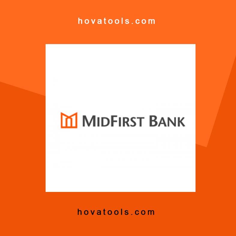 midfirst bank address