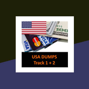*HIGH QUALITY* TRACK 2 USA DUMPS 101&201