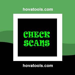 USA Business Void Check Scans (read description!)