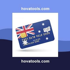 Fresh Australian Credit Card CVV + Apple ID *INSTANT DELIVERY* DOB + P/W + Email + Mobile CC AU