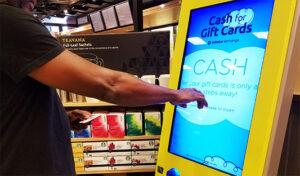 Cashing out E-Gift Cards