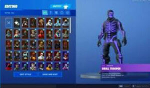 FORTNITE accounts free share from Verified Carder