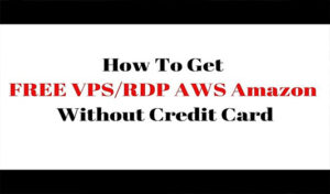Read more about the article UNLIMITED RDP/VPS FROM AMAZON.