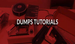 Basic Carding Tutorial with Dumps