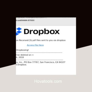 Dropbox 18 Phishing Page | Single Login Scam Page | Hacking Script