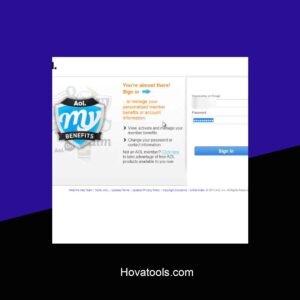 Aol Phishing Page | Aol Style1 Single login Scam Page