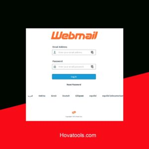 cPanel Webmail Single Login Phishing page | Scam Page