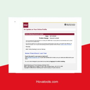 BB&T Phishing Page | BB&t Single Login Scam Page