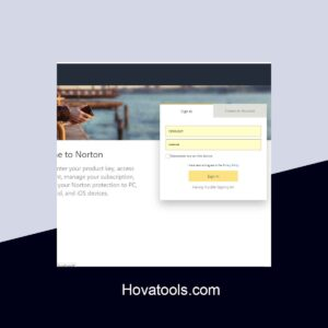 Norton Style1 Phishing Page | Single Login Scam Page | Crack Password