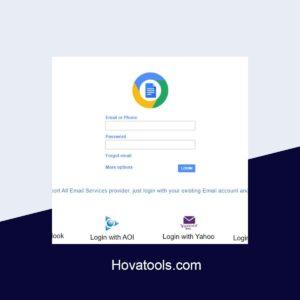 Google Doc1 Phishing Page | Scam Page | Google Single Login Script