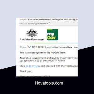 myGov Phishing Page | Scam Page | MyGov Single Login