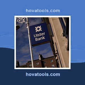 Current Account Ulster Bank – IRELAND